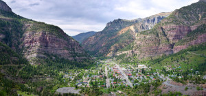 Springtime in Ouray, Colorado