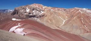 Cerro Penitentes, Argentina
