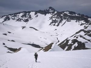 Valle de Aguas Calientes, Chile