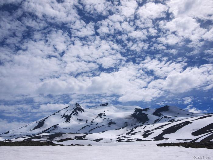 Vulcan Nevado, Chile