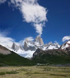 Fitz Roy Range, El Chaltén, Argentina