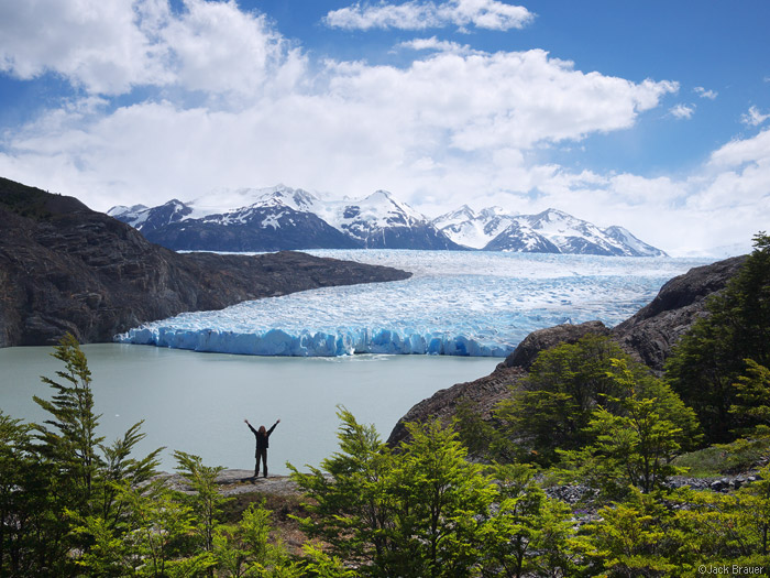 Glaciar Grey, Torres del Paine, Chile