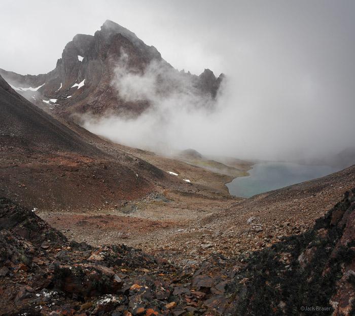 Paso los Dientes, Isla Navarino, Chile