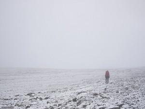 Snowy Paso Virginia, Isla Navarino, Chile