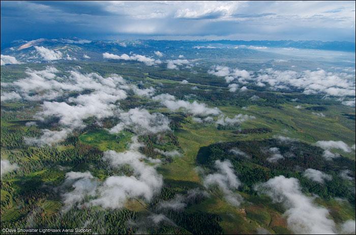 Upper Hoback Aerial