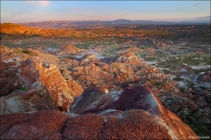 Vermillion Basin, Colorado