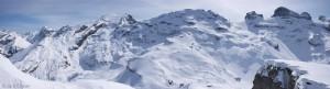 Engelberg Switzerland panorama