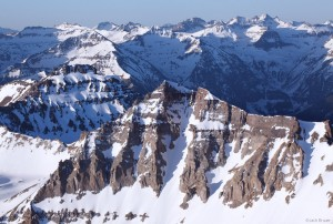 Gilpin Peak, San Juans, Colorado