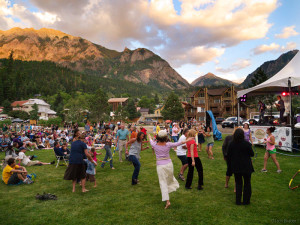 Ouray Concert Series - June