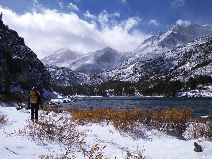 Rock Creek, Sierras, California