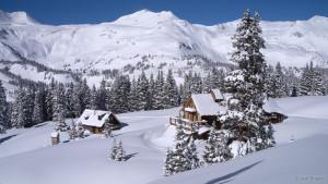 McMillan Cabins, San Juan Mountains, Colorado