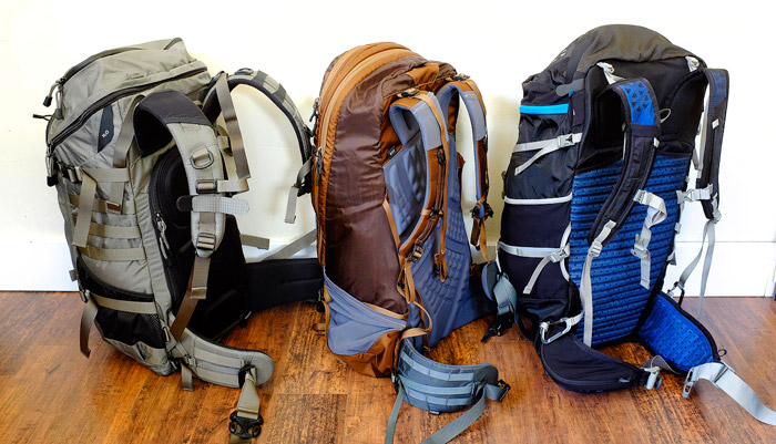 Panel Loader Backpacks for Hiking Photographers | Mountain ...
