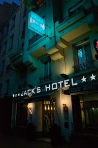 Jack's Hotel, Paris