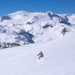 Backcountry skiing, San Juans, Colorado