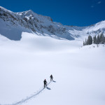 Colorado backcountry skiing