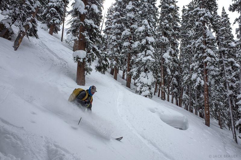 Skier: Don Moden.