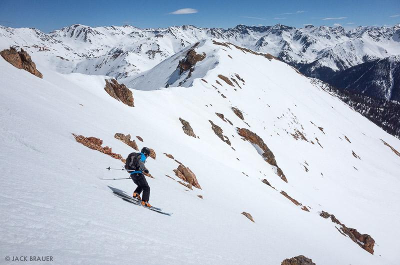 Skier: Dave Katz.