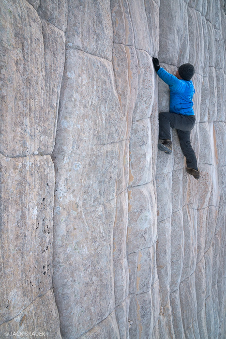 Sandstone Freeclimb 1