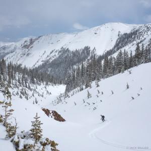 Skier: Claudia Brauer.