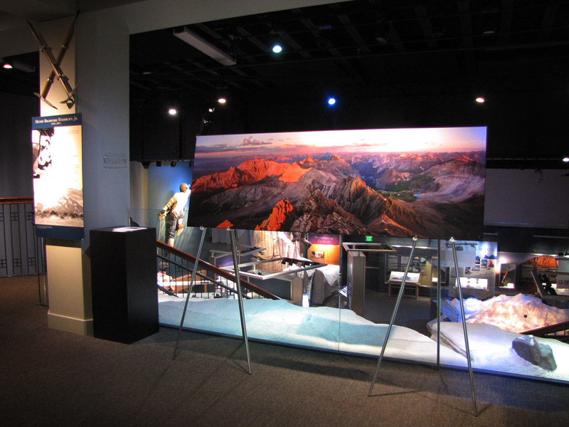 American Alpine Museum Exhibit