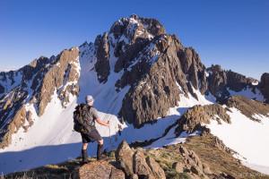 Mt. Sneffels, San Juan Mountains, Colorado