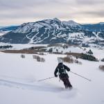 Skier: Claudia Brauer