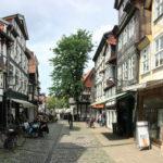 Street in Braunschweig