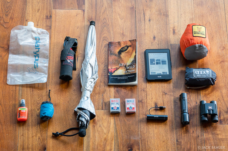 Backpacking Gear Extras