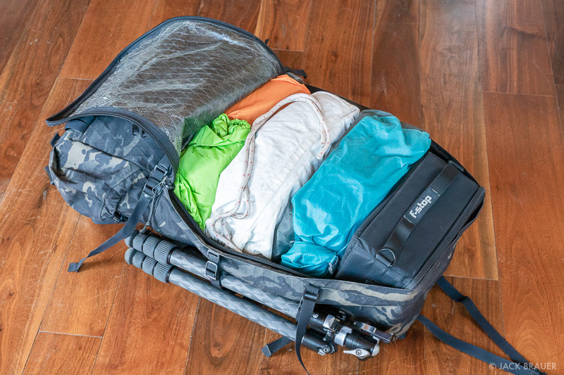 My Backpacking Gear (Updated 2019) | Mountain Photographer : a