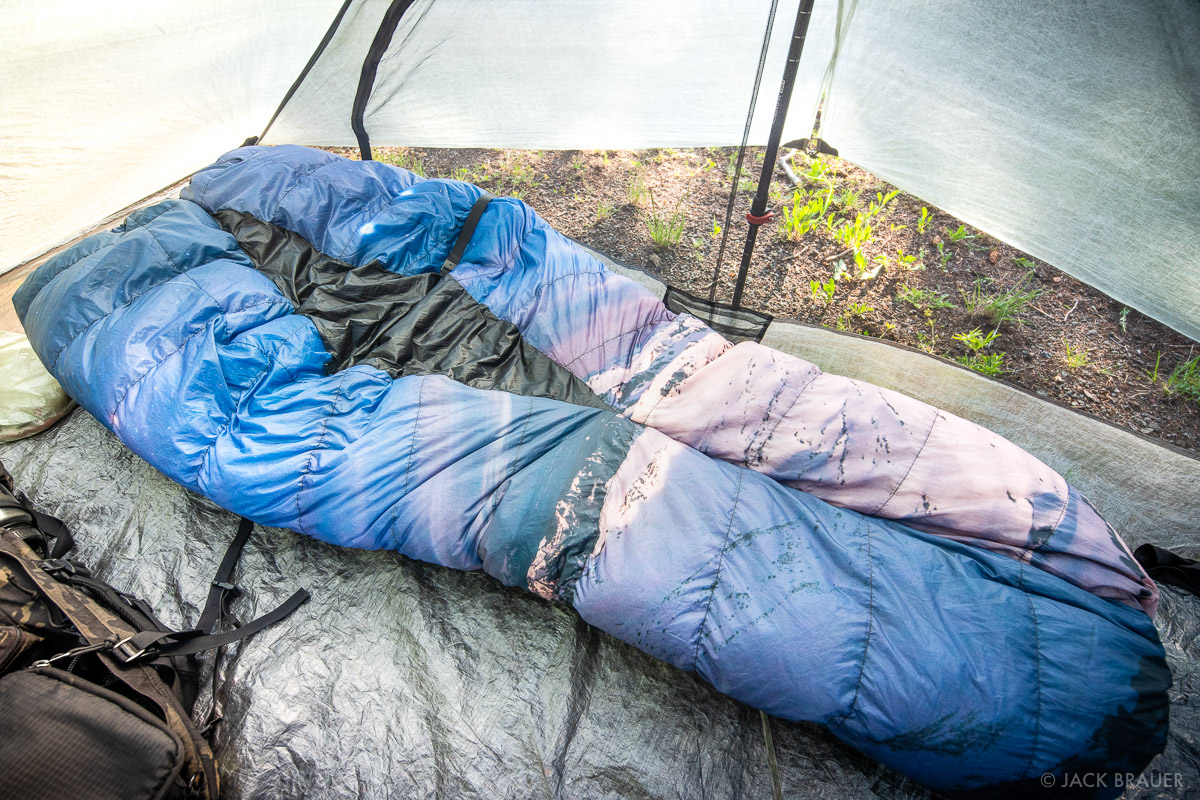 Timmermade Wren Sleeping Bag Bottom