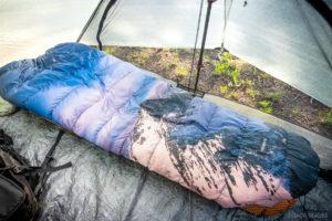 Timmermade Wren Sleeping Bag Top